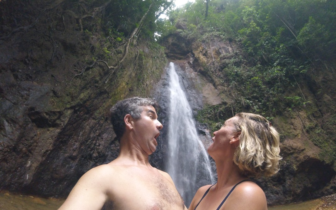 Dominica! – waterfalls, hot springs, hikes, and fruits/veggies everywhere!